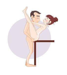 La V erótica