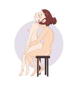 la sedia dell'amore