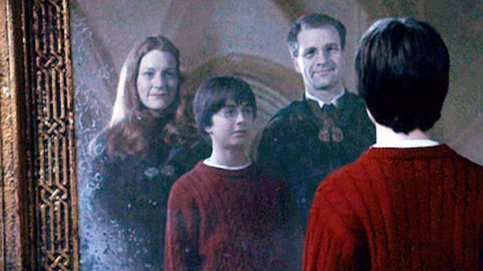Découvrez celle qui aurait pu incarner la mère de Harry Potter... Improbable !