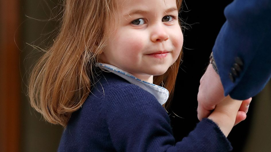 Adorable ! La princesse Charlotte arbore une toute nouvelle coiffure (Photos)