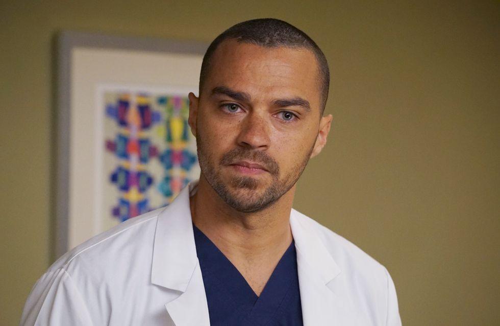 Grey's Anatomy : Jesse Williams ne ressemble plus du tout à ça !