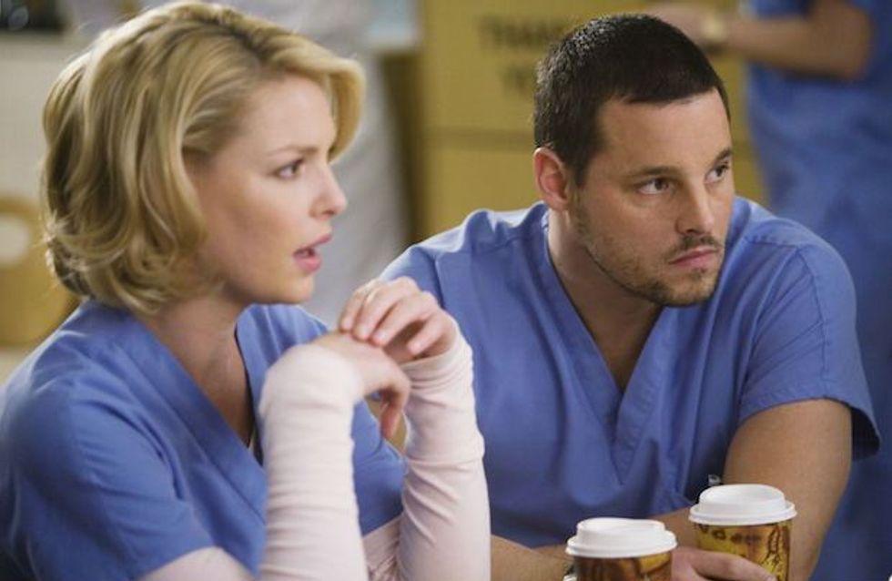 Comment Izzie vivrait le mariage de Alex dans Grey's Anatomy ? Katherine Heigl répond