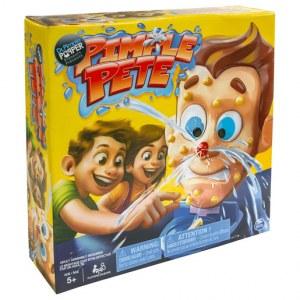 Percer les points noirs devient un jeu d'enfant grâce à Pimple Pete