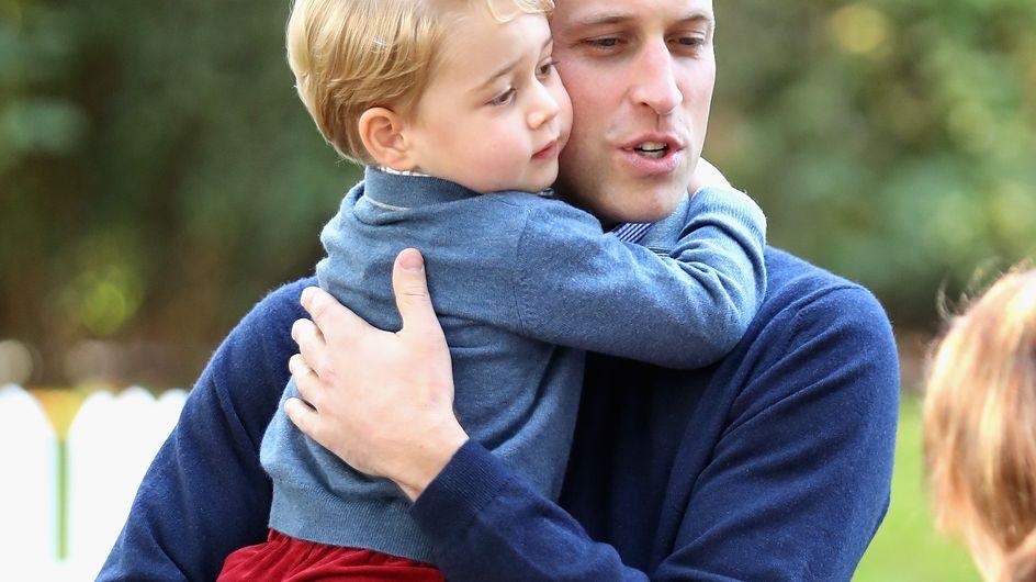 Comment le prince William s'inspire de sa mère Diana pour éduquer ses enfants