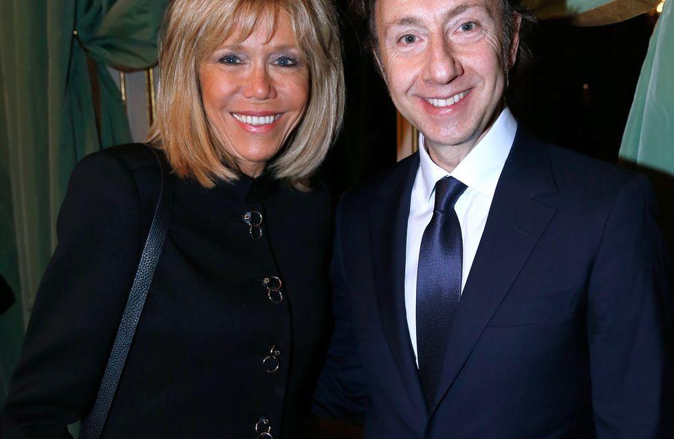 Stéphane Bern conseille à Brigitte Macron de rallonger ses jupes
