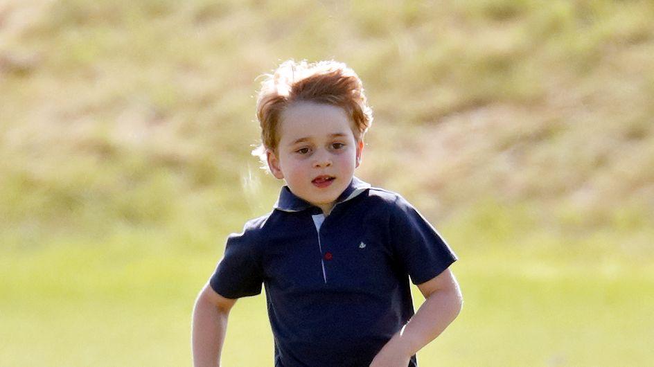 Pour ses 5 ans, le prince George va recevoir un cadeau très spécial