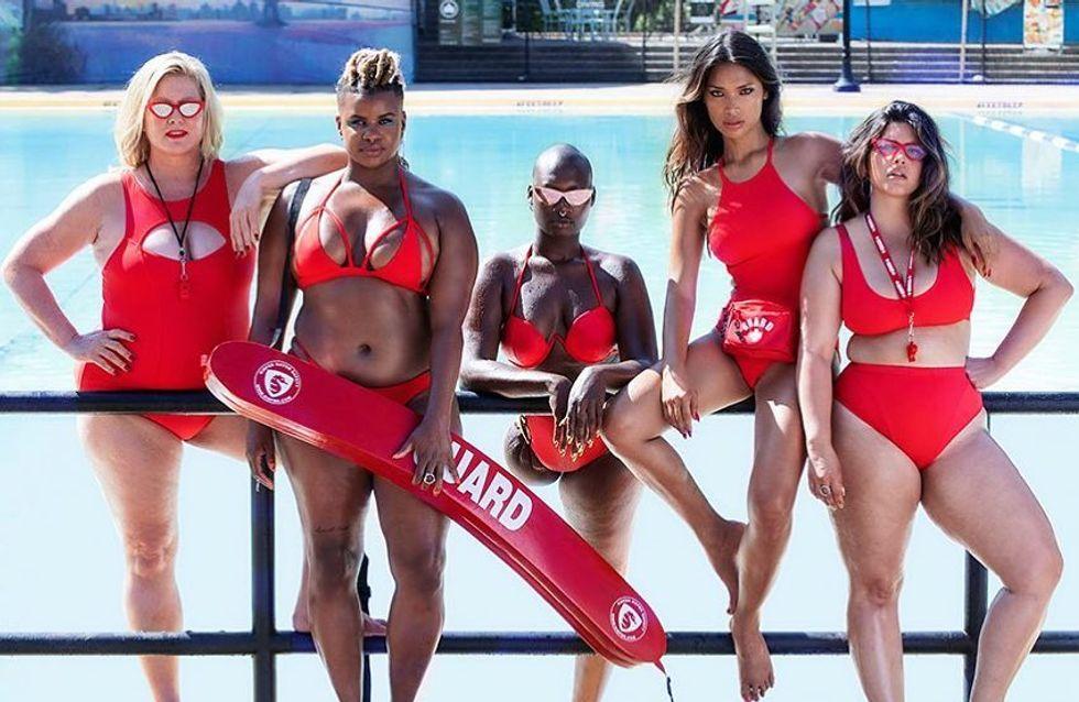 Cette campagne de maillots de bain célèbre la diversité des corps féminins et on est vraiment fans !