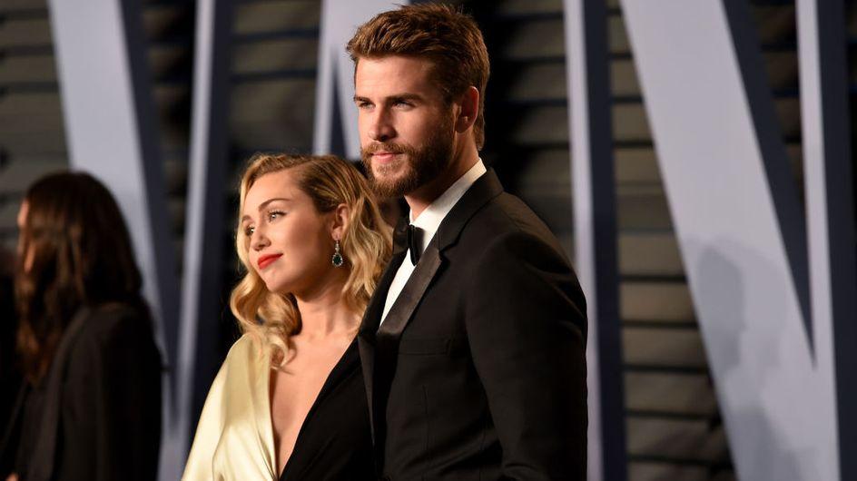 Miley Cyrus y Liam Hemsworth rompen por segunda vez
