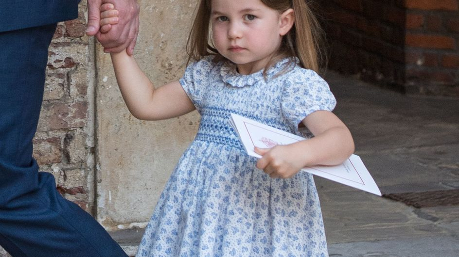 Princesse Charlotte, portrait craché de Diana ? La photo qui affole la Toile