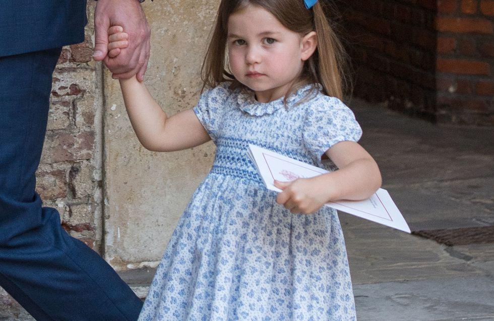 Princesse Charlotte, portrait craché de Diana ? La photo qui affole la Toile