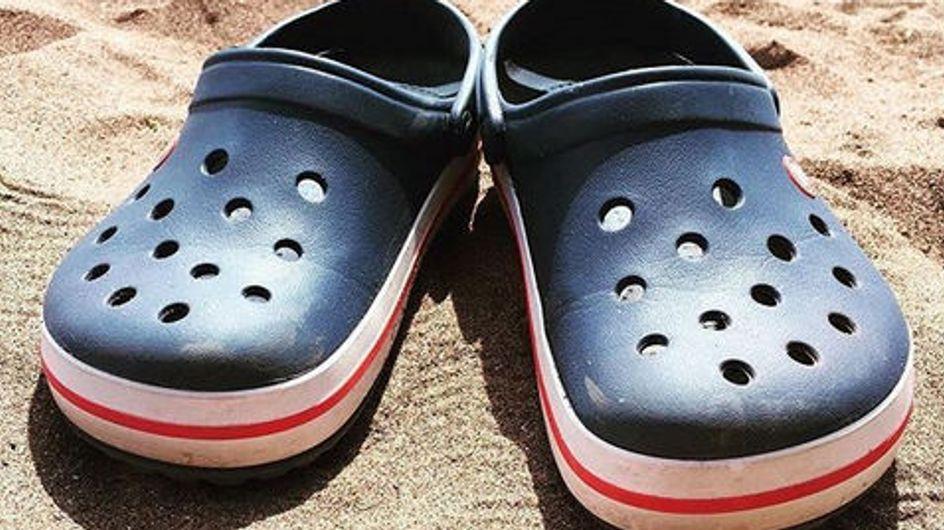Vous êtes prêtes pour les escarpins Crocs ? (photos)
