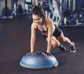 Entrenamiento con bosu: el accesorio que aumenta la intensidad del ejercicio