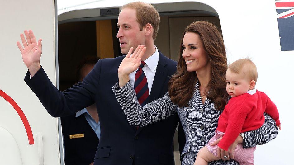 Le secret que Kate Middleton et le prince William cachent au prince George