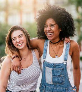 L'orgasmo femminile è molto più frequente tra due donne