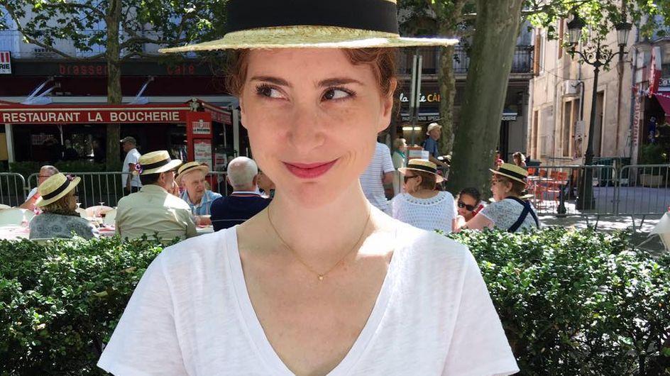 Cher Journal... Géraldine Dormoy (Podcast)