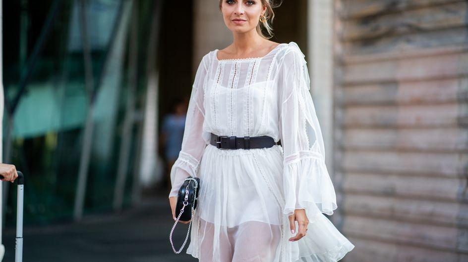 Weißes Kleid kombinieren: Diese Looks lassen dich strahlen!