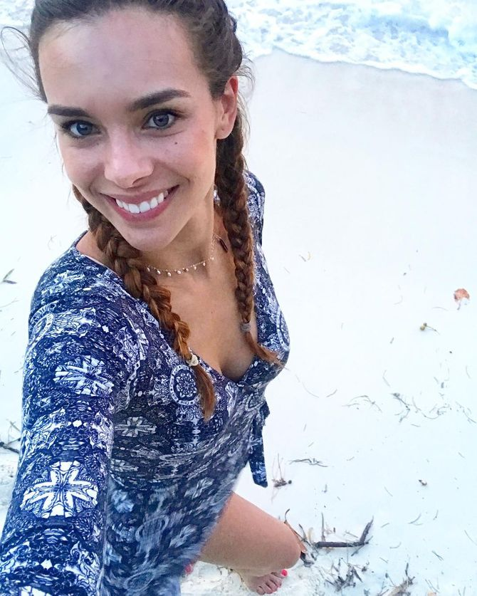 Marine Lorphelin, radieuse, s'affiche sans maquillage sur Instagram (Photo)
