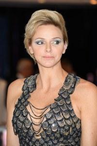 Charlène de Monaco ose une robe très surprenante (photos)