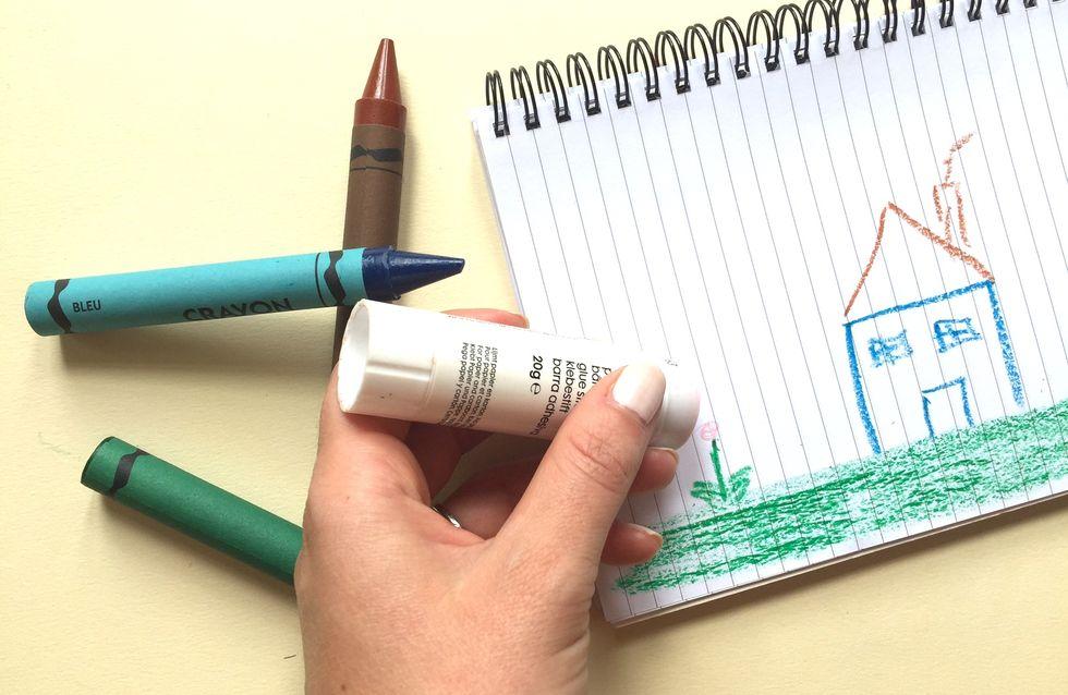 Un DIY pour recycler ses crayons pastel