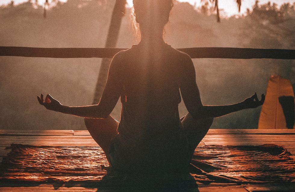 Beneficios de practicar yoga durante las vacaciones