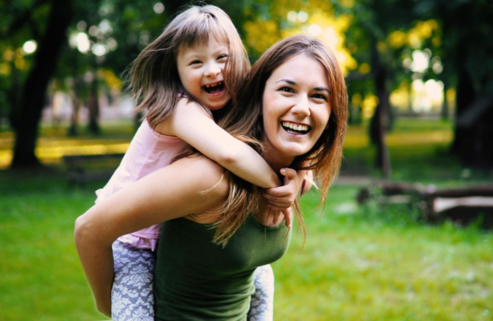Cette maman crée pour sa fille trisomique le travail de ses rêves
