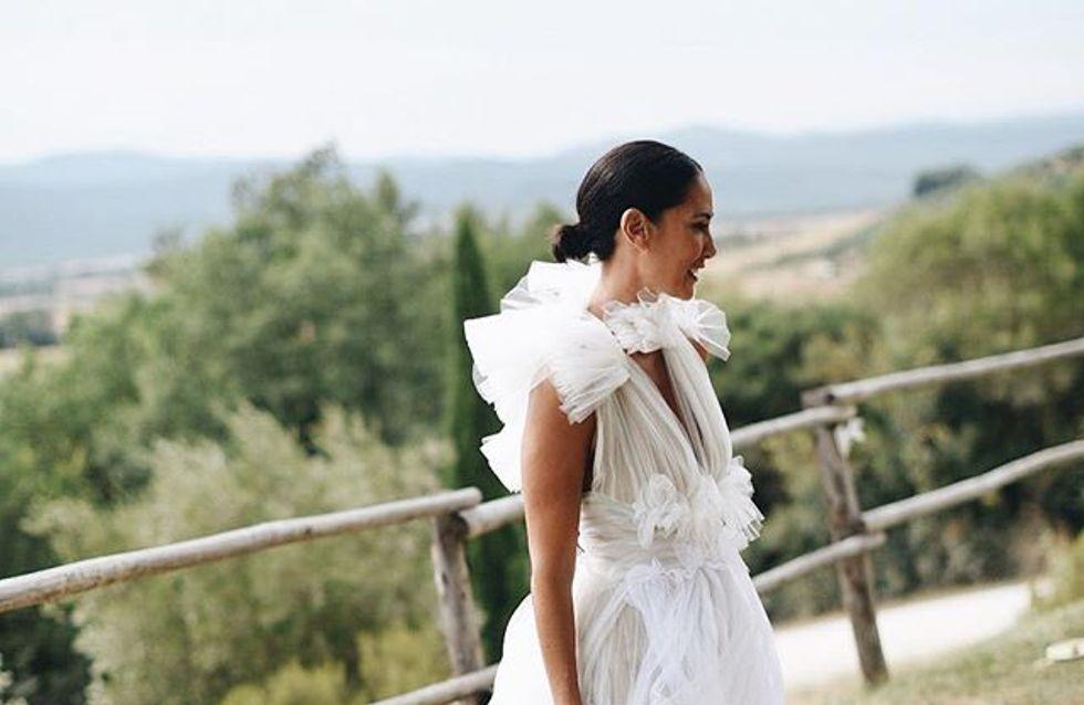 La robe de mariée de cette princesse a été faite en 24 heures, et le résultat est sublime (photos)