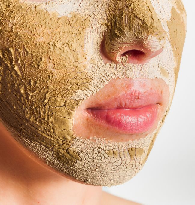 la clientèle d'abord magasin britannique gamme complète d'articles 4 masques anti-points noirs pour une peau nickel (DIY)
