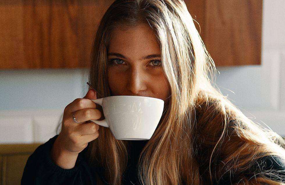 La importancia de tomar un café con una misma