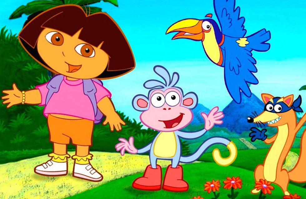 Découvrez la première photo de Dora l'exploratrice en live action... On ne s'attendait vraiment pas à ça !