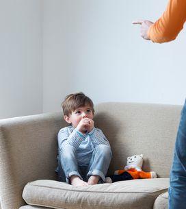 Les enfants qui reçoivent des fessées sont plus susceptibles d'être violents ave