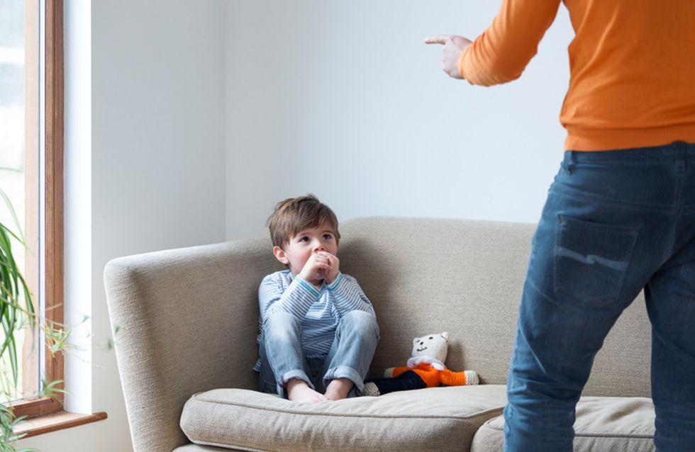 Les enfants qui reçoivent des fessées sont plus susceptibles d'être violents avec leurs futurs partenaires