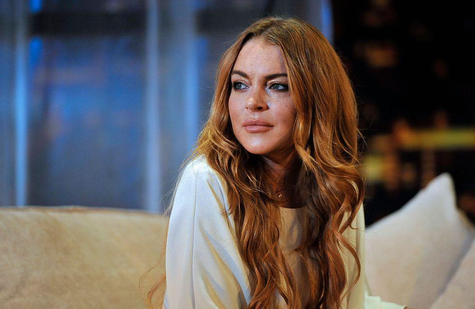 #MeToo : Lindsay Lohan dénonce les faux témoignages de femmes faibles