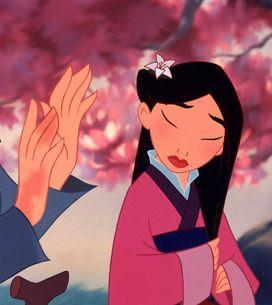 La première image du live action de Mulan est dévoilée et ça nous met du baume a