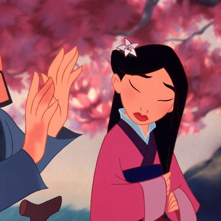 Mulan Cartoon sexe