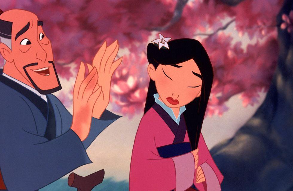 La première image du live action de Mulan est dévoilée et ça nous met du baume au coeur