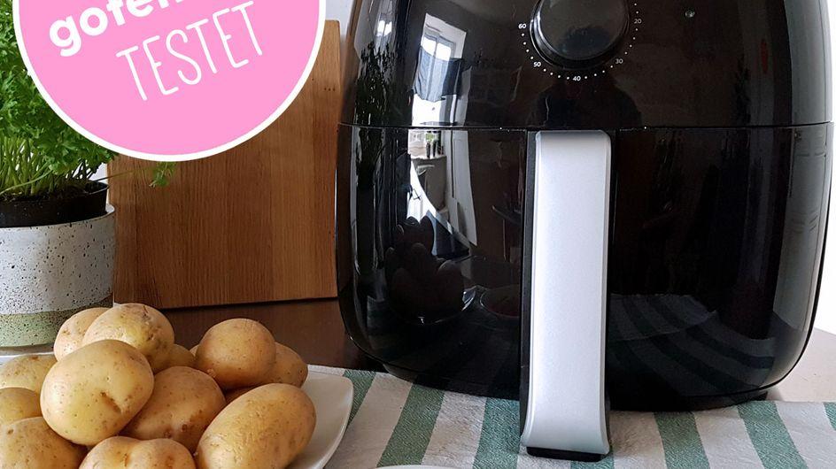 Heißluftfritteuse im Test: Gelingen damit gesunde Pommes?
