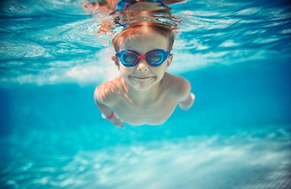 A 9 ans, il sauve sa grand-mère de la noyade et devient un héros !