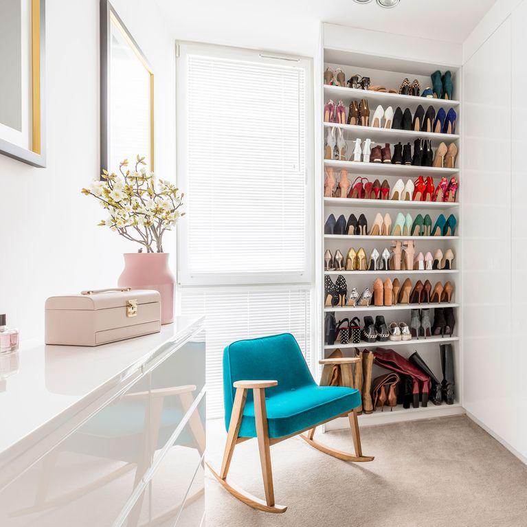 Beliebt Begehbaren Kleiderschrank günstig selber bauen: Einfache Anleitung! IS61