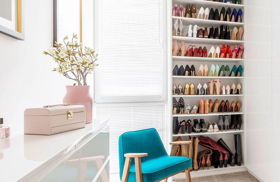 Begehbaren Kleiderschrank günstig selber bauen: So geht's Step by Step!
