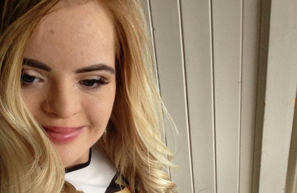 Atteinte de trisomie 21, elle remporte un concours de beauté international (photos)