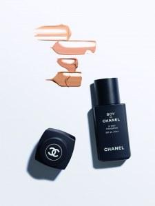 Chanel lance Boy, une collection de maquillage destinée aux hommes
