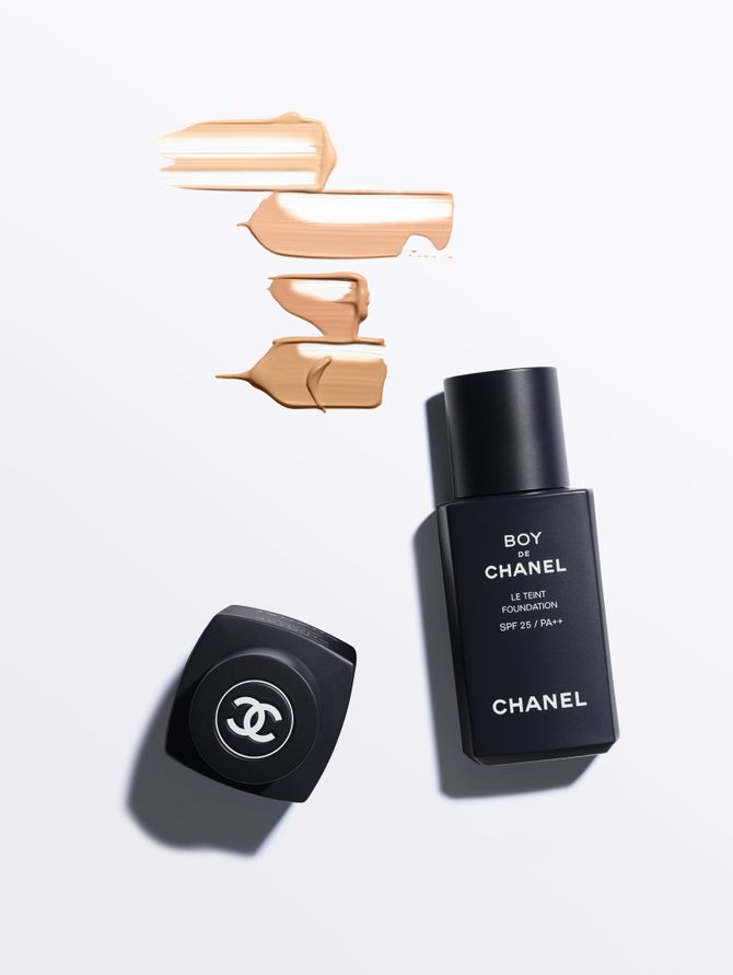 Chanel lance Boy, une collection de maquillage destinée aux hommes