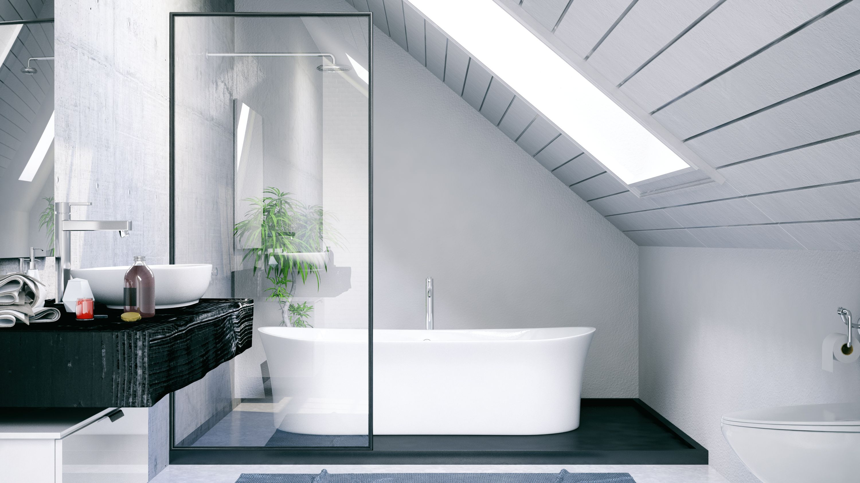 Badezimmer günstig neu gestalten Diese Tricks musst du kennen