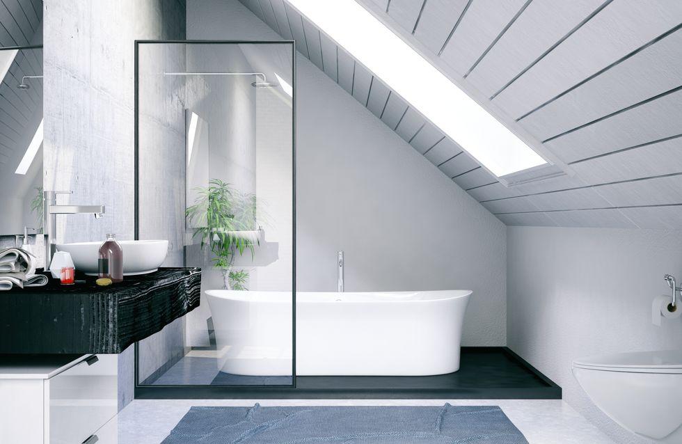 Badezimmer günstig neu gestalten: Diese Tricks musst du kennen!