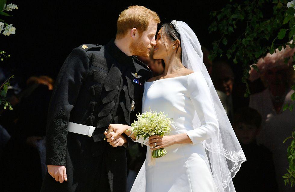 3 mois après son mariage, Meghan Markle doit rendre sa robe de mariée