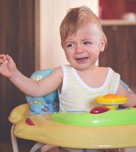 ¿Conoces los peligros de los andadores para bebés?