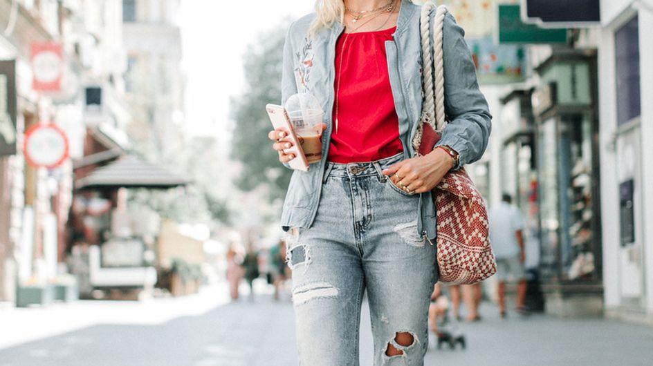 Zu eng, zu weit, zu schlabberig? Mit DIESEN Tricks passt jede Jeans perfekt!