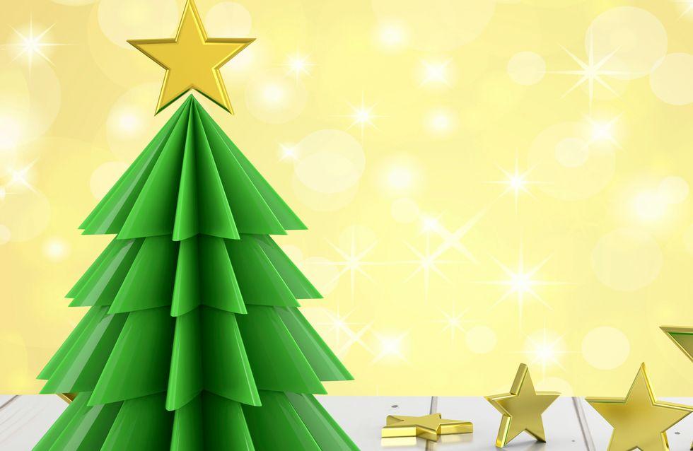 Comment Créer Un Origami De Noël 4 Tutos Pour Une Déco