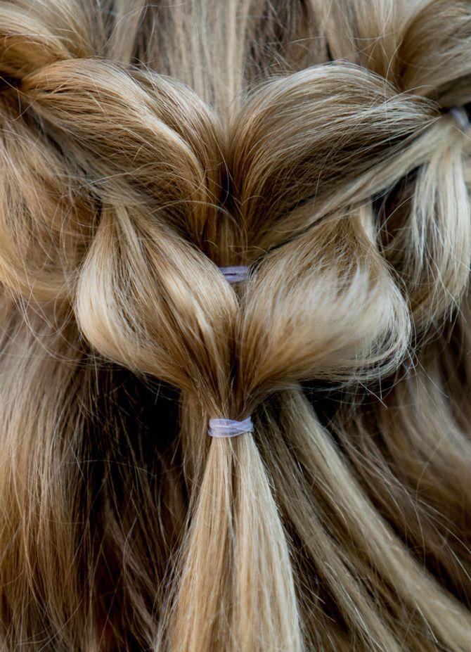 Schnelle Frisuren-Hacks