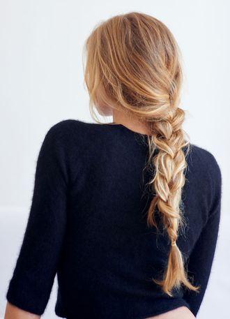 Frisur offen einfache lange haare 45+ Einfache